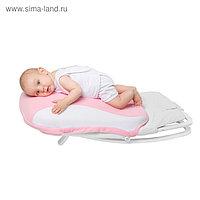 Матрас-подушка Dolce Pad, размер 40х60 см, цвет розовый