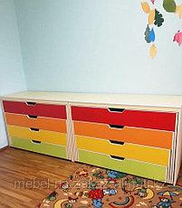 Кровать 3-х ярусный для детских садов, фото 2