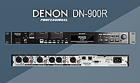 Denon DN-900R сетевой SD/USB аудиорекордер с интерфейсом 2x2 Dante