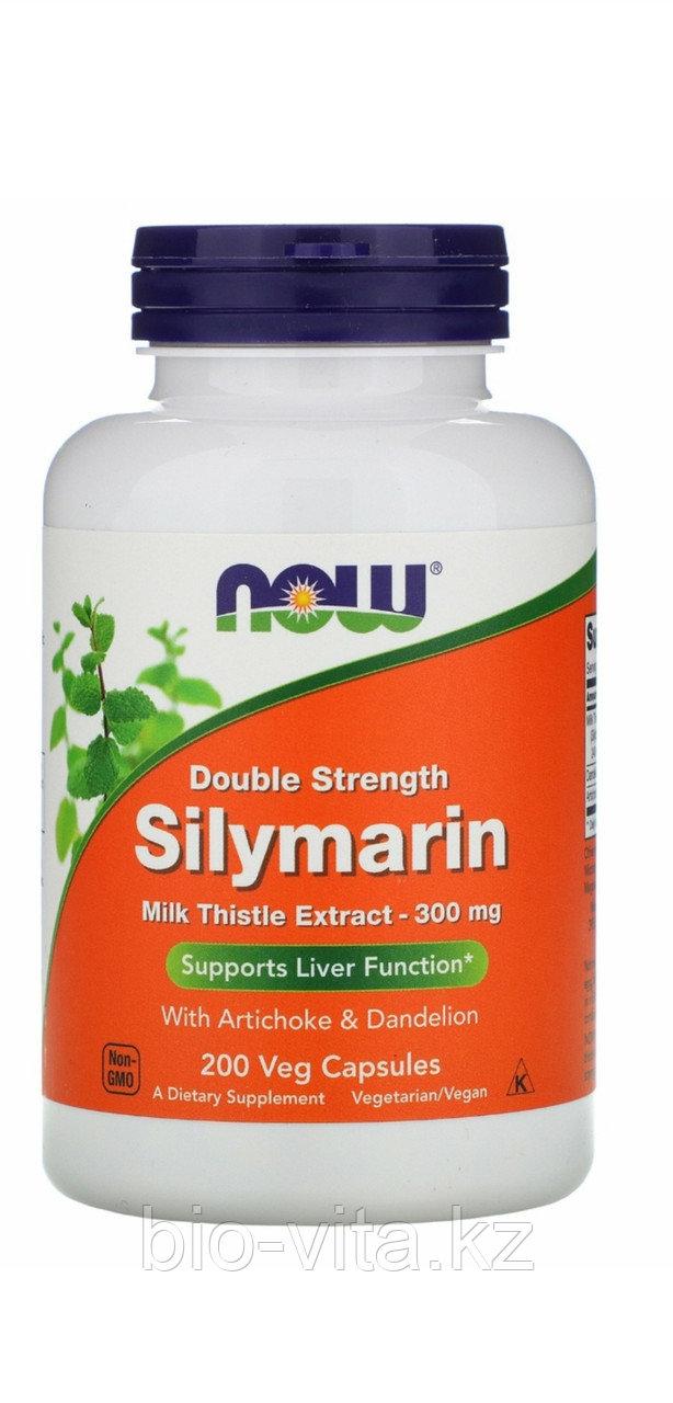 Silymarin Силимарин Расторопша. 300 мг 200 капсул.