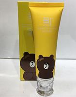 Тональный крем Fasisam BB Missha Line Friends (медведь)