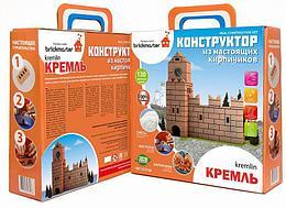 Конструктор Керамический BRICKMASTER Кремль (136 детали)
