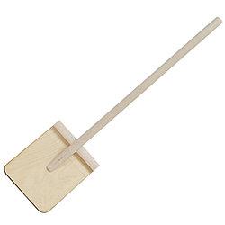 Лопатка деревянная, 65 см.