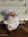 Интерьерная игрушка Подружка Совушка, фото 2
