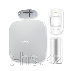Hub Kit белый комплект (Hub-1шт, MotionProtect-1шт, DoorProtect-1шт, SpaceControl-1шт)