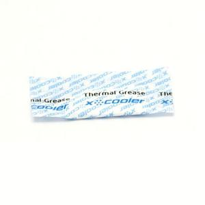 Термопаста X-COOLER, пакетик, 1 грамм