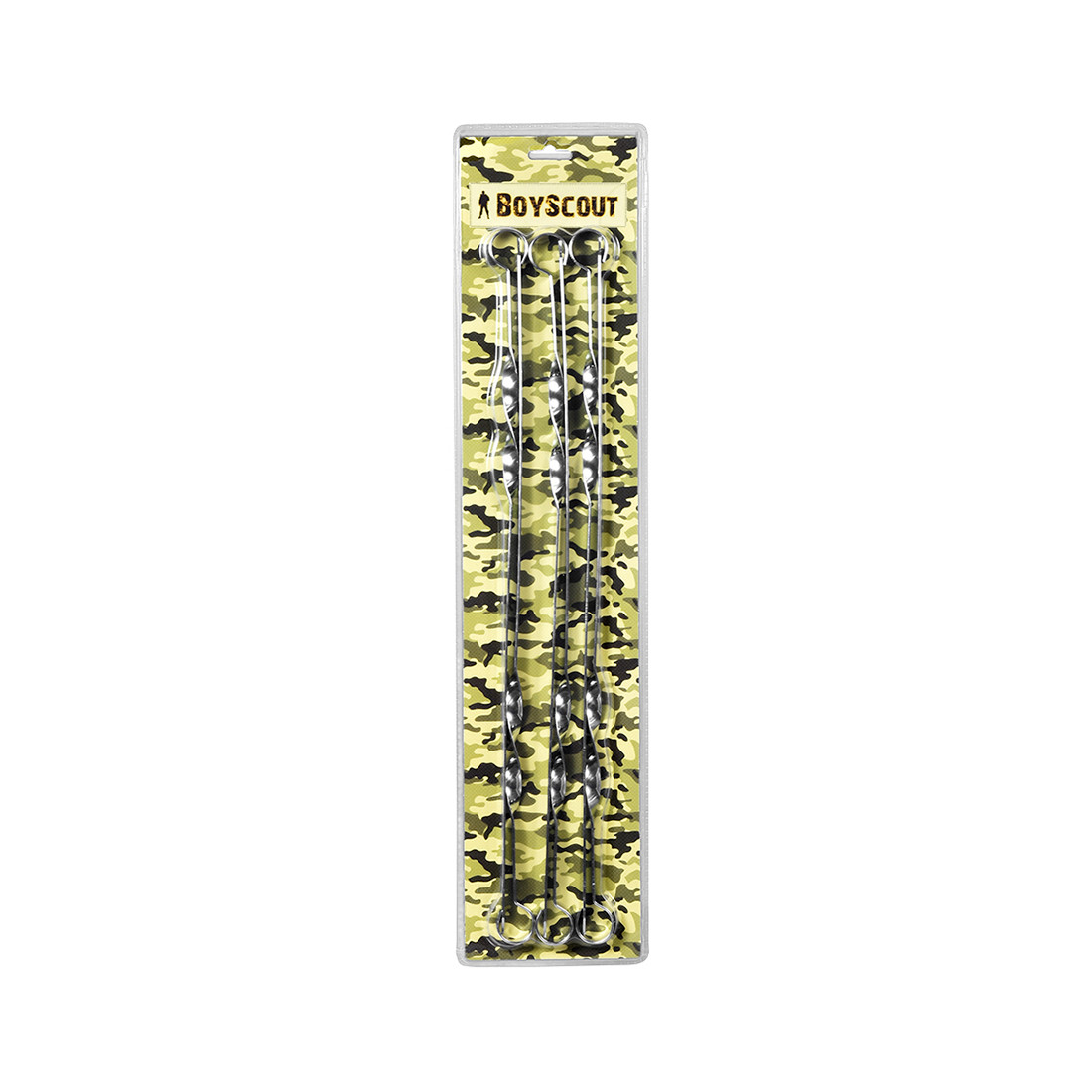Набор плоских шампуров BOYSCOUT 61326