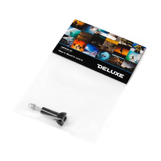 Крепёжный болт с крышечкой для GoPro Hero 4/3+/3/2 Deluxe DLGP-08