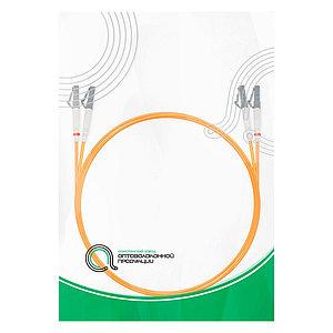 Патч Корд Оптоволоконный LC/UPC-LC/UPC MM OM1 62,5/125 Duplex 3.0мм 2 м