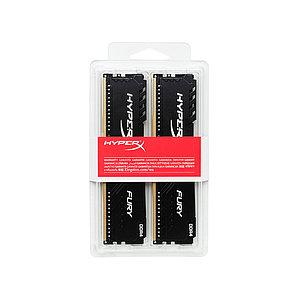 Комплект модулей памяти Kingston HyperX Fury HX430C15FB3K2/16 DDR4 16G (2x8G) 3000MHz