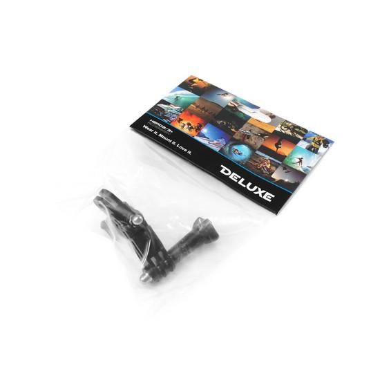 Переходник для регулируемого позиционирования GoPro Hero 4/3+/3/2 Deluxe DLGP-15
