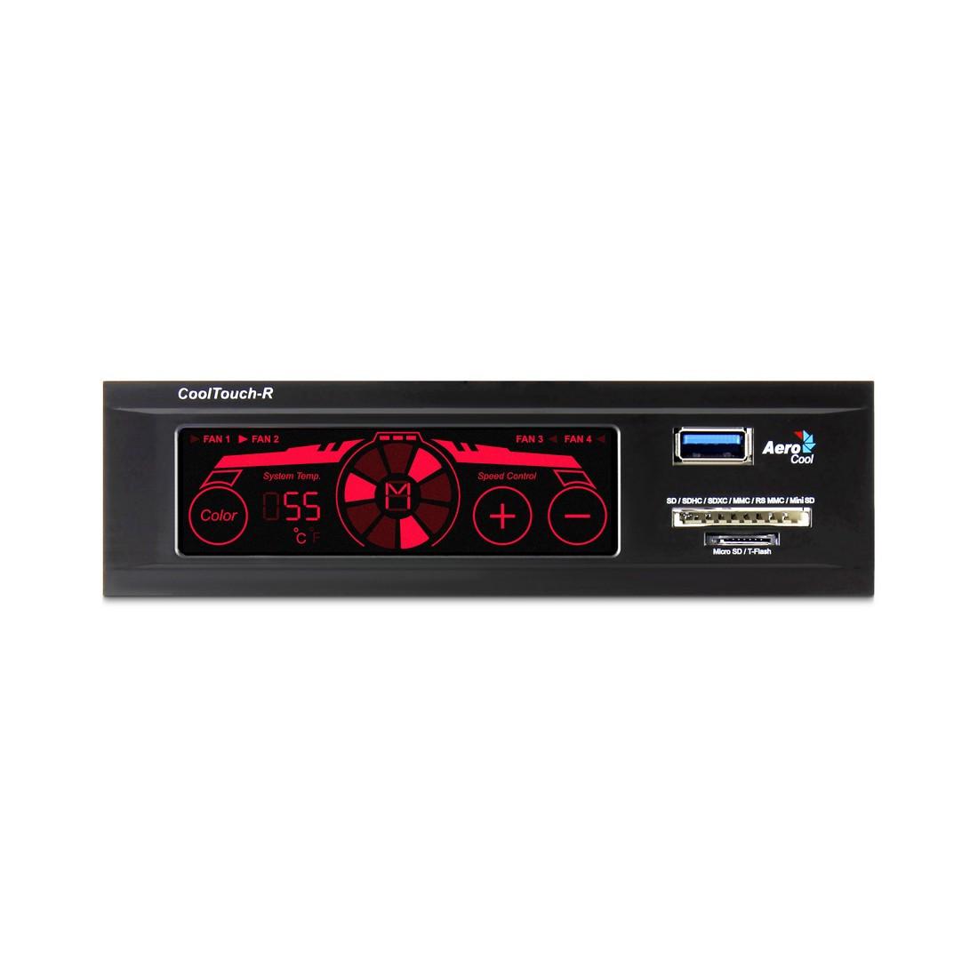Панель управления Aerocool Cool Touch-R Panel