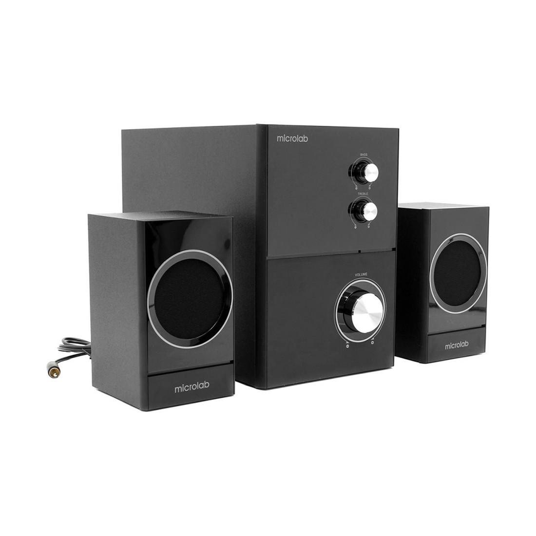 Акустическая система Microlab M223 (11) Чёрный