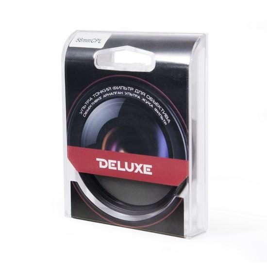 Фильтр для объектива Deluxe DLCA-CPL 58 mm