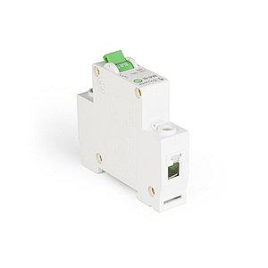 Автоматический выключатель реечный iPower ВА47-63 1Р 20А