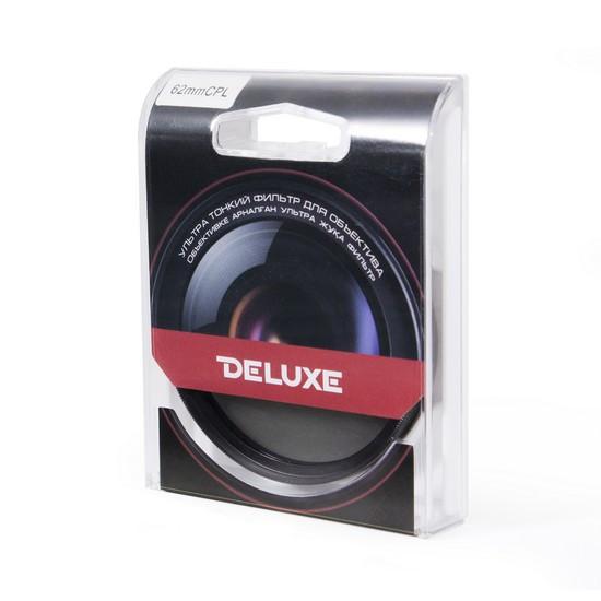 Фильтр для объектива Deluxe DLCA-CPL 62 mm