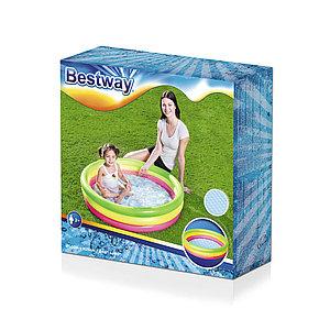 Надувной бассейн Bestway 51104