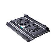"Охлаждающая подставка для ноутбука Deepcool N8 Black 17"", фото 2"
