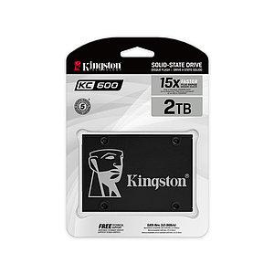 Твердотельный накопитель SSD Kingston SKC600/2048G SATA 7мм