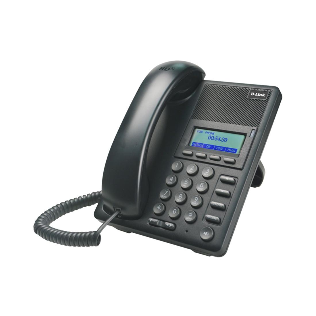 VoIP-телефон D-Link DPH-120S/F1B