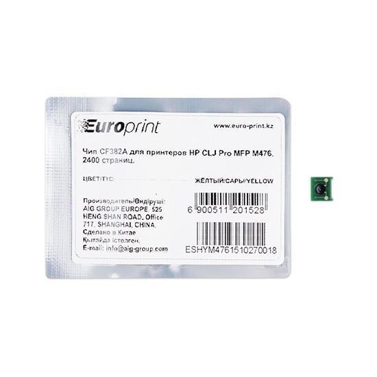 Чип Europrint HP CF382A