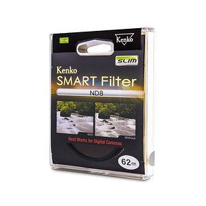 Фильтр для объектива Kenko 62S ND8 SLIM