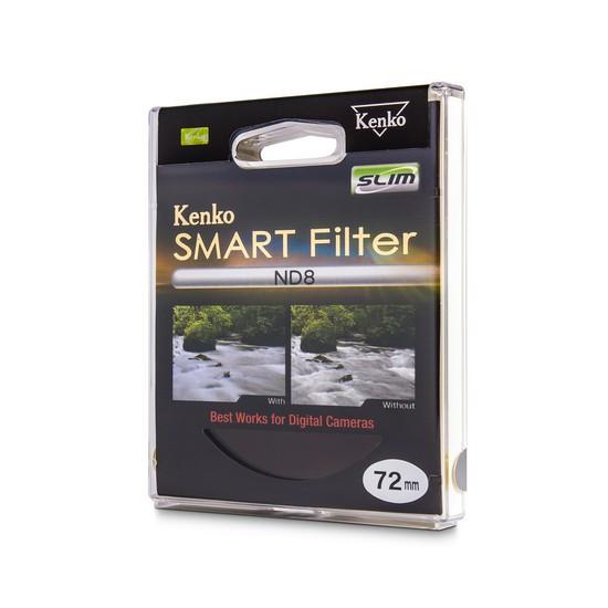 Фильтр для объектива Kenko 72S ND8 SLIM