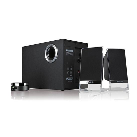 Акустическая система Microlab M-200 (09) Чёрный