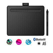 Графический планшет Wacom Intuos Medium Bluetooth (CTL-6100WLK-N) Чёрный, фото 3