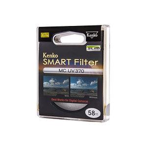 Фильтр для объектива Kenko 58S UV370 SLIM