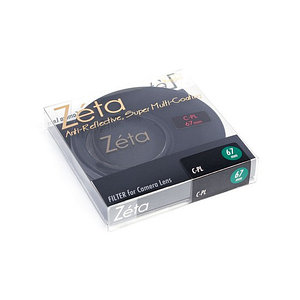 Фильтр для объектива Kenko 67S ZETA C-PL