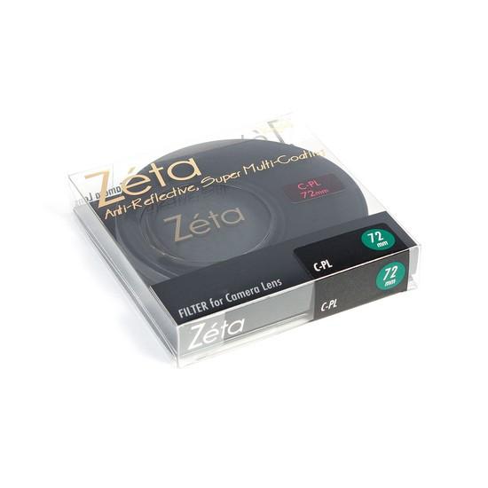 Фильтр для объектива Kenko 72S ZETA C-PL