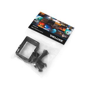 Рамка для GoPro Hero 4/3+/3 с дисплеем или дополнительным аккумулятором Deluxe DLGP-72