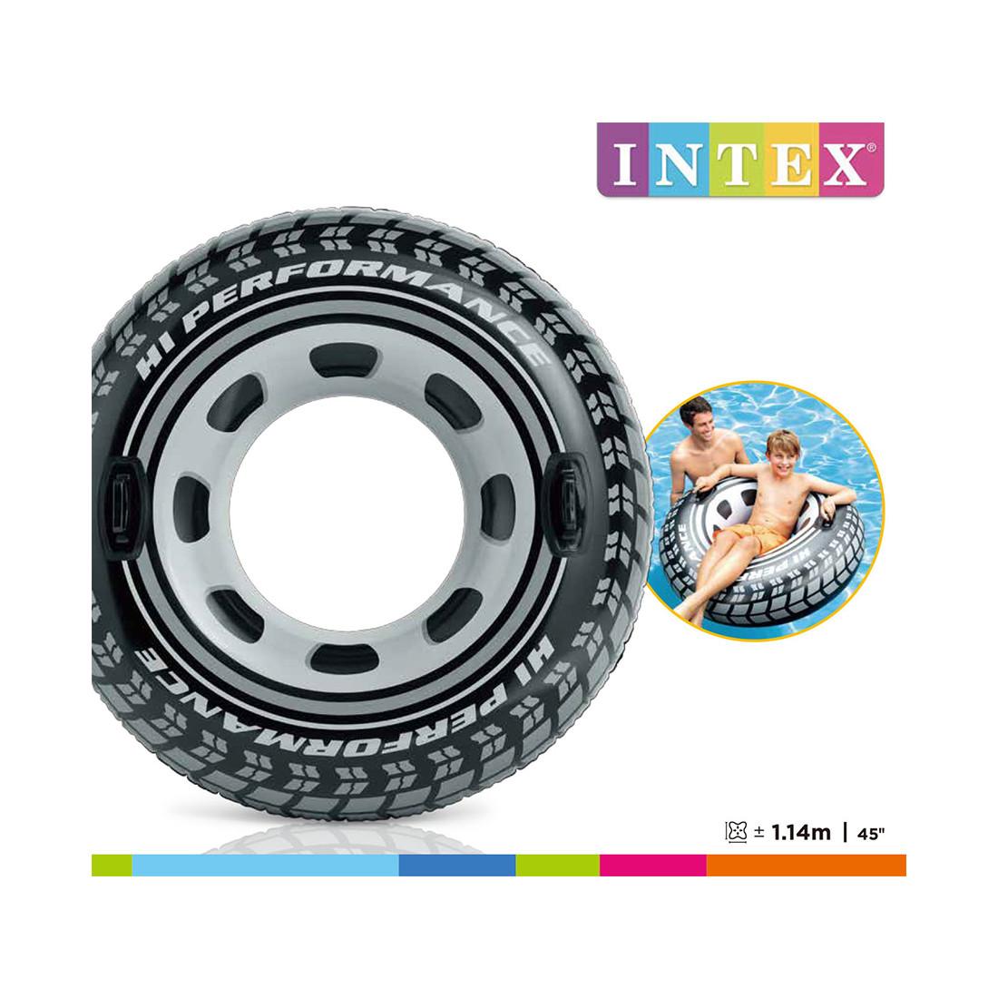 Надувной круг для плавания Intex 56268NP