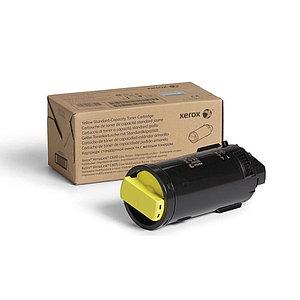 Тонер-картридж экстра повышенной емкости Xerox 106R03926 (жёлтый)