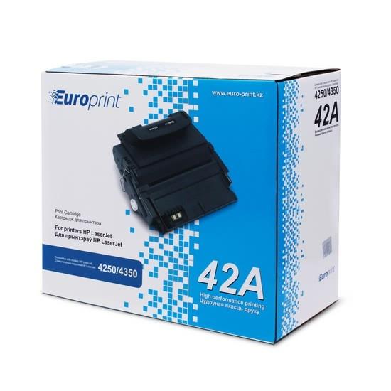Картридж Europrint EPC-5942A (Q1338A/Q1339A/Q5942A/Q5942X/Q5945A)