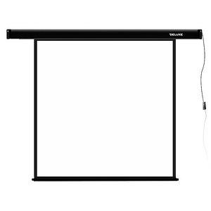 "Экран моторизированный Deluxe DLS-E203x (80""х80""), Ø - 113"", Раб. поверхность 195х195 см., 1:1"