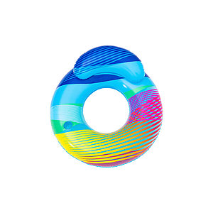 Надувной круг для плавания Bestway 43252