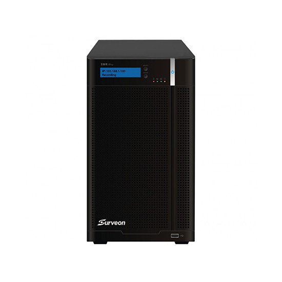 Сетевой видеорегистратор Surveon SMR8016