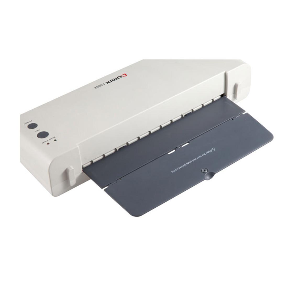 Ламинатор COMIX F9062 А3, 4 вала, 80-125 мкм, 38-45 см/мин.