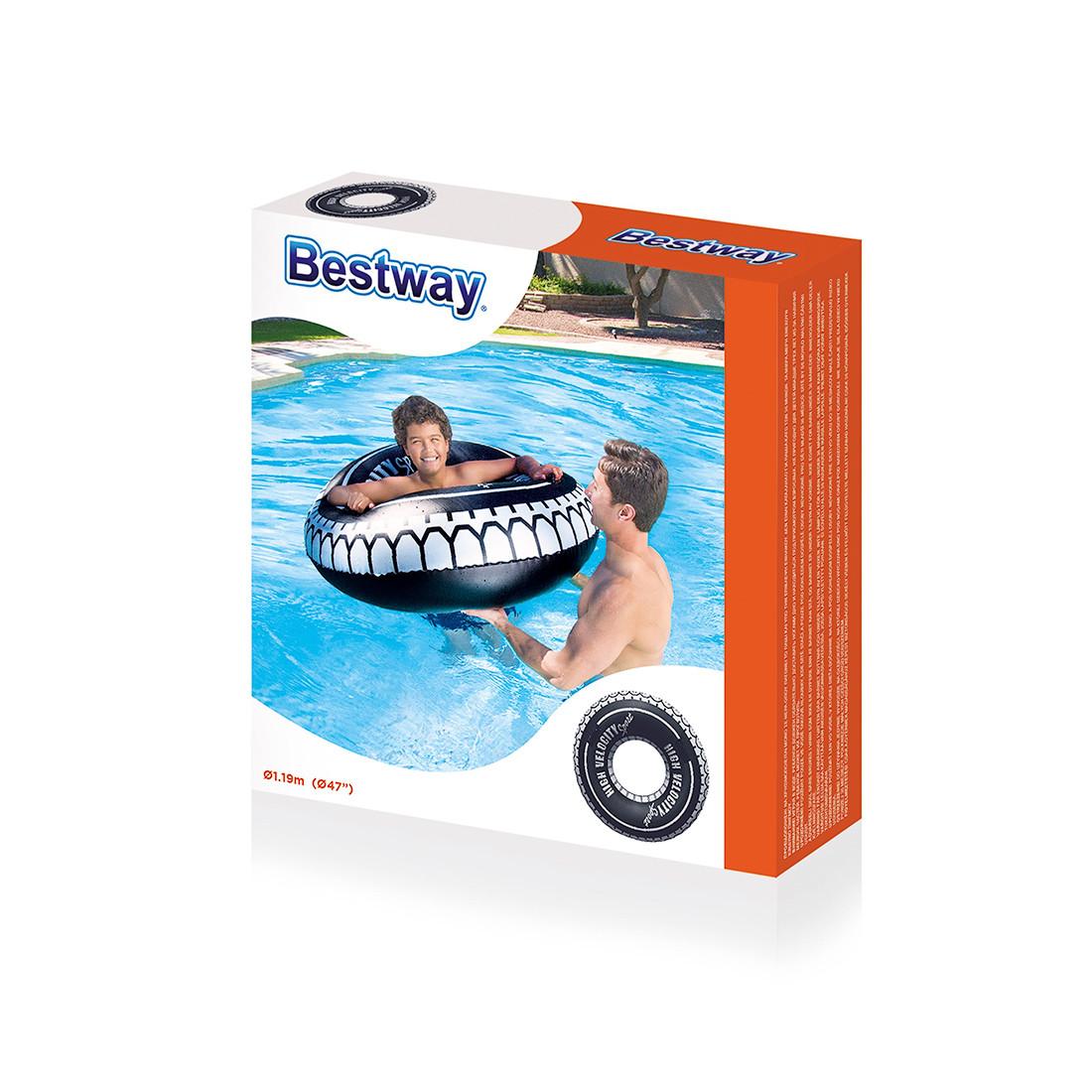 Надувной круг для плавания Bestway 36102