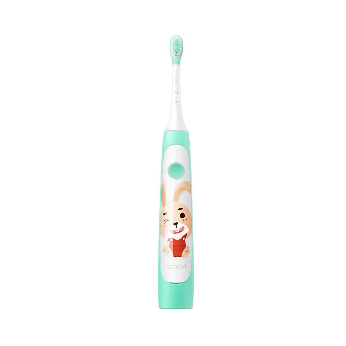 Умная зубная электрощетка Soocas C1 Toothbrush Зеленый