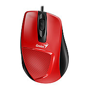 Компьютерная мышь Genius DX-150X Red, фото 2
