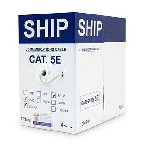 Кабель сетевой SHIP D155-P Cat.5e SF/UTP 30В PVC