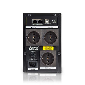 Источник бесперебойного питания SVC V-1500-F-LCD