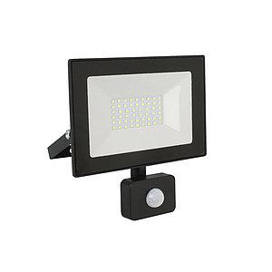 Прожектор LED с датчиком Ultraflash LFL-3002S C02 (30Вт., 6500К)