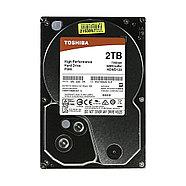 "Жёсткий диск HDD 2Tb Toshiba SATA6Gb/s 7200rpm 64Mb 3,5"" HDWD120UZSVA, фото 3"