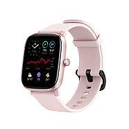 Смарт часы Amazfit GTS2 mini A2018 Flamingo Pink, фото 3