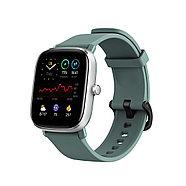Смарт часы Amazfit GTS2 mini A2018 Sage Green, фото 3