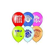 Воздушные шарики 1111-0033 (1111-0835) (30 шт. в пакете), фото 3